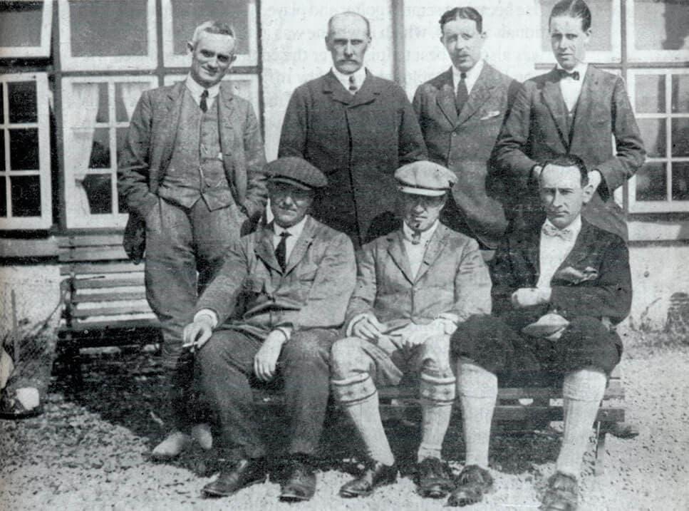 1914 Royal Dublin Senior Cup team