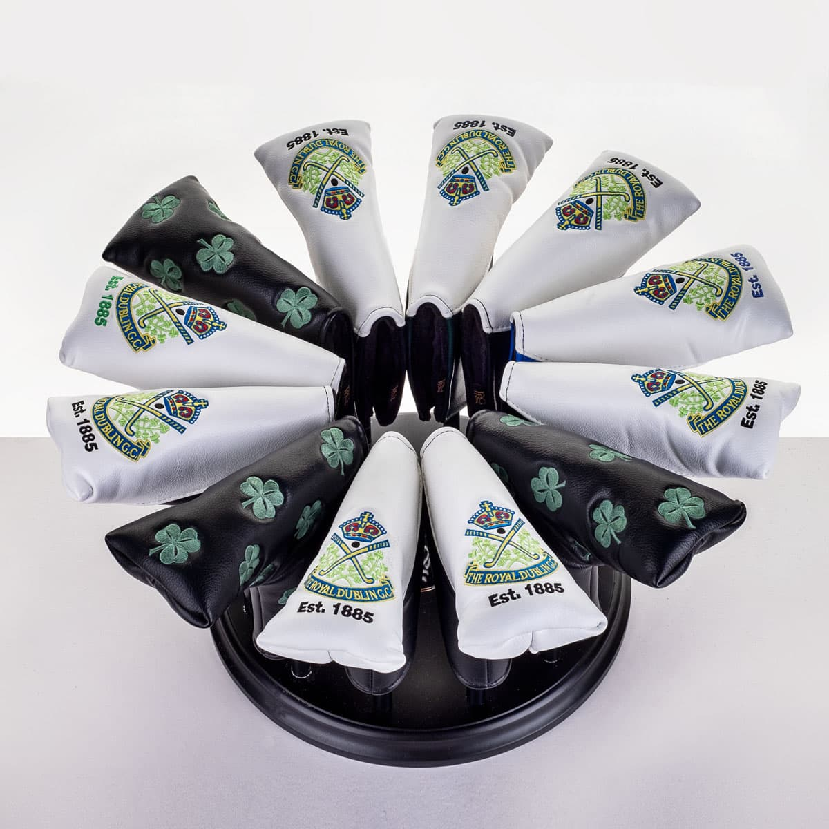 Blade putter covers €39.95