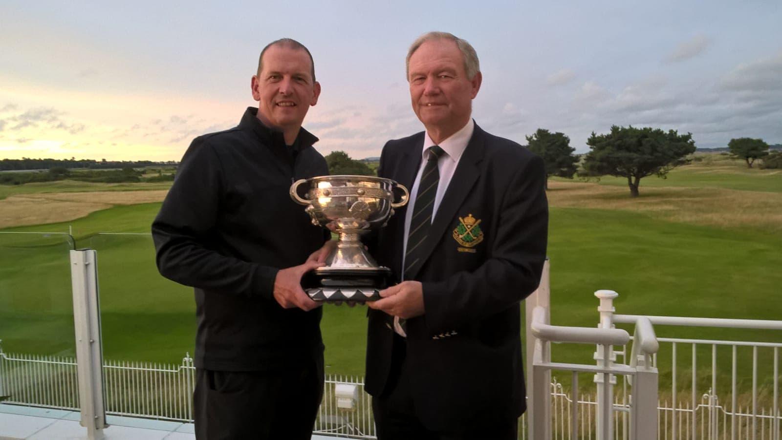The John Lumsden Memorial Cup