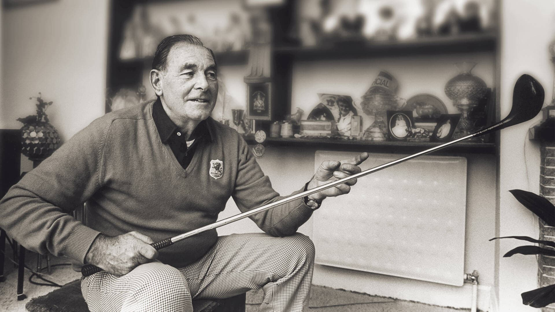 Christy O'Connor Snr