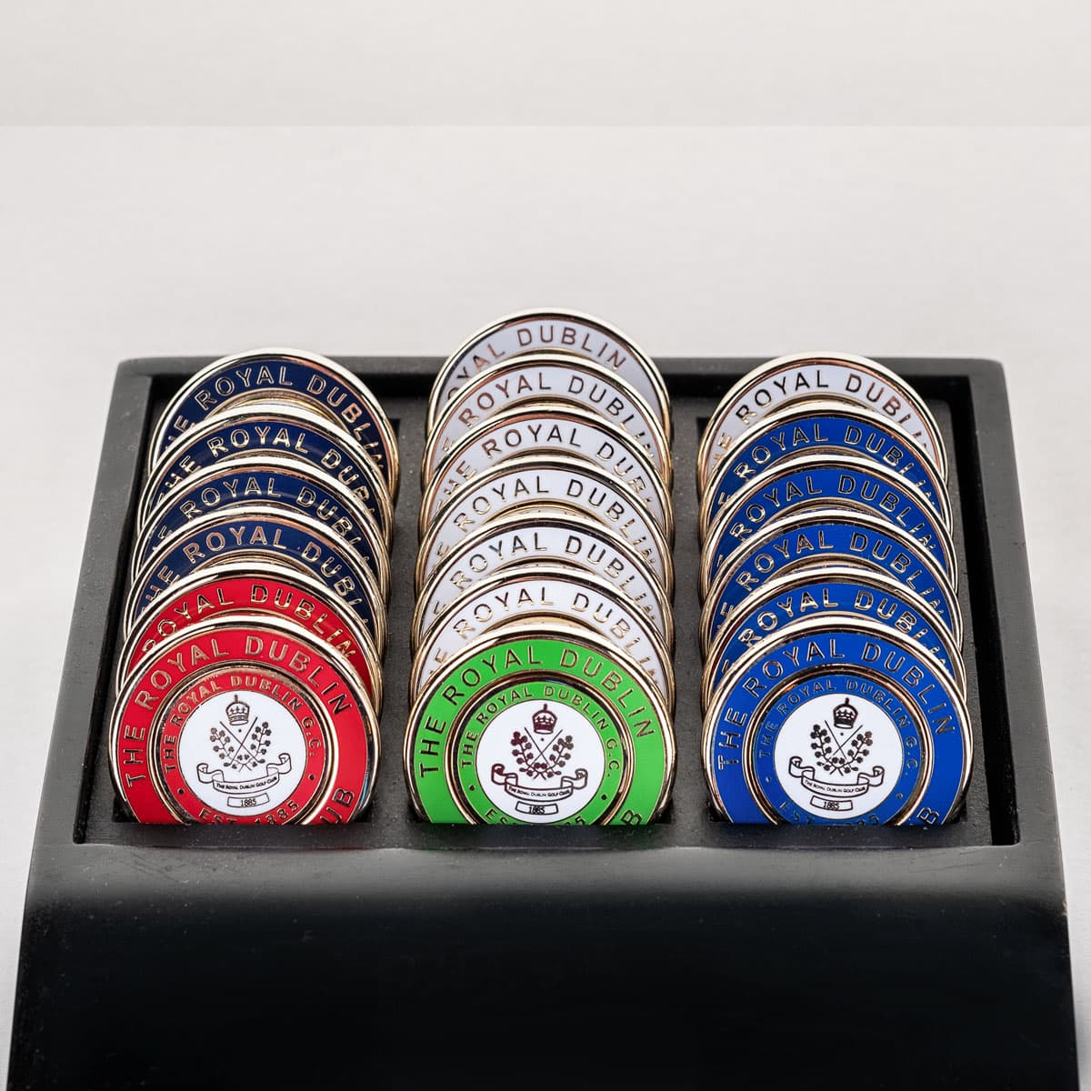 Duo ball markers €14.95 or 3 for €40.