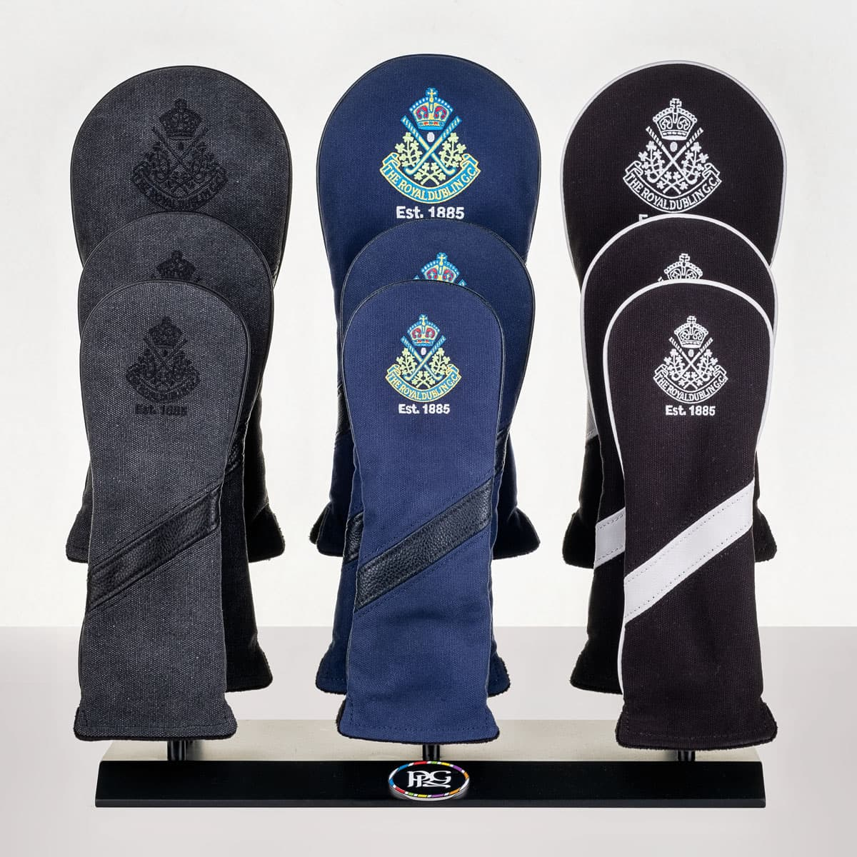 Vanto canvas headcovers from €34.95 to €39.95