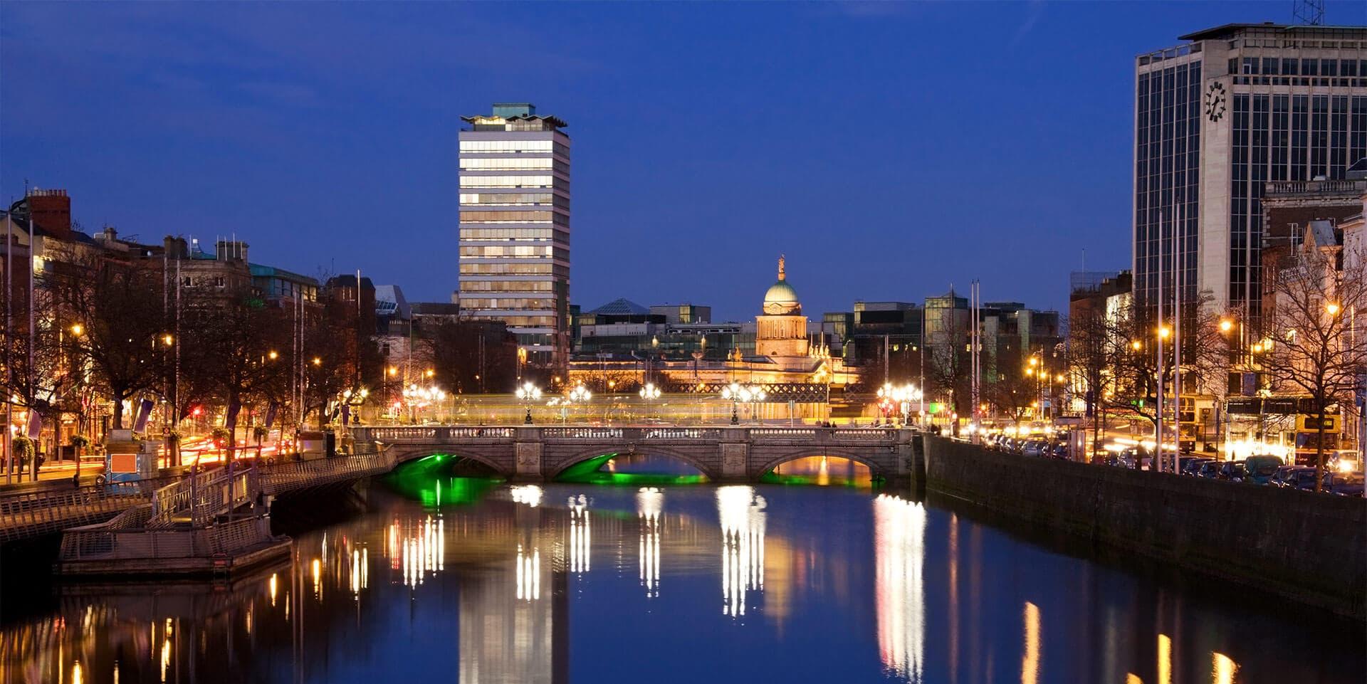 Proximity to Dublin