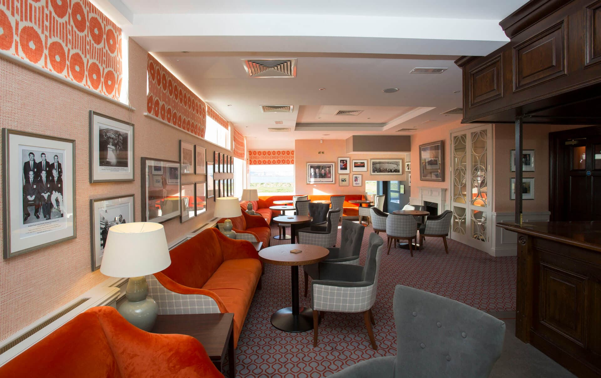 The Christy O'Connor Room