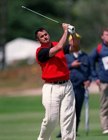 the great golfers at royal dublin golf club