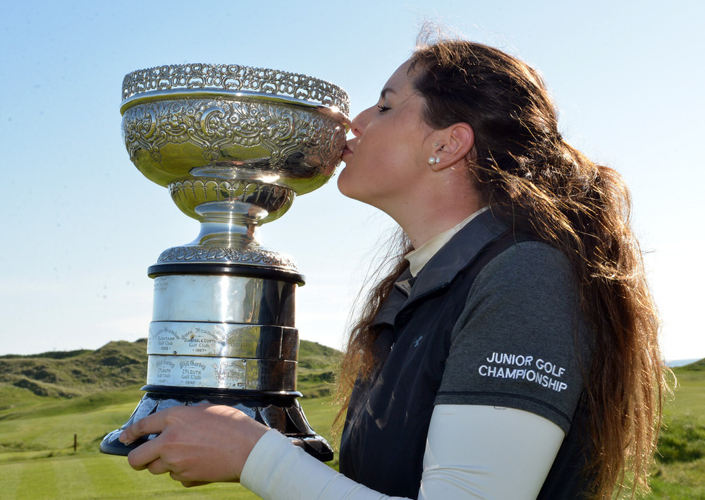Irish Ladies Amateur Close