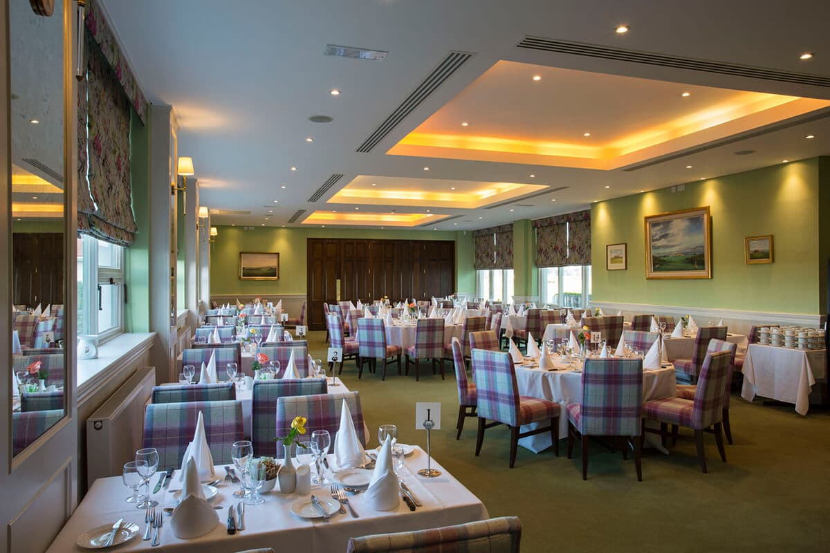 The dining room royal dublin golf club the dining room dzzzfo