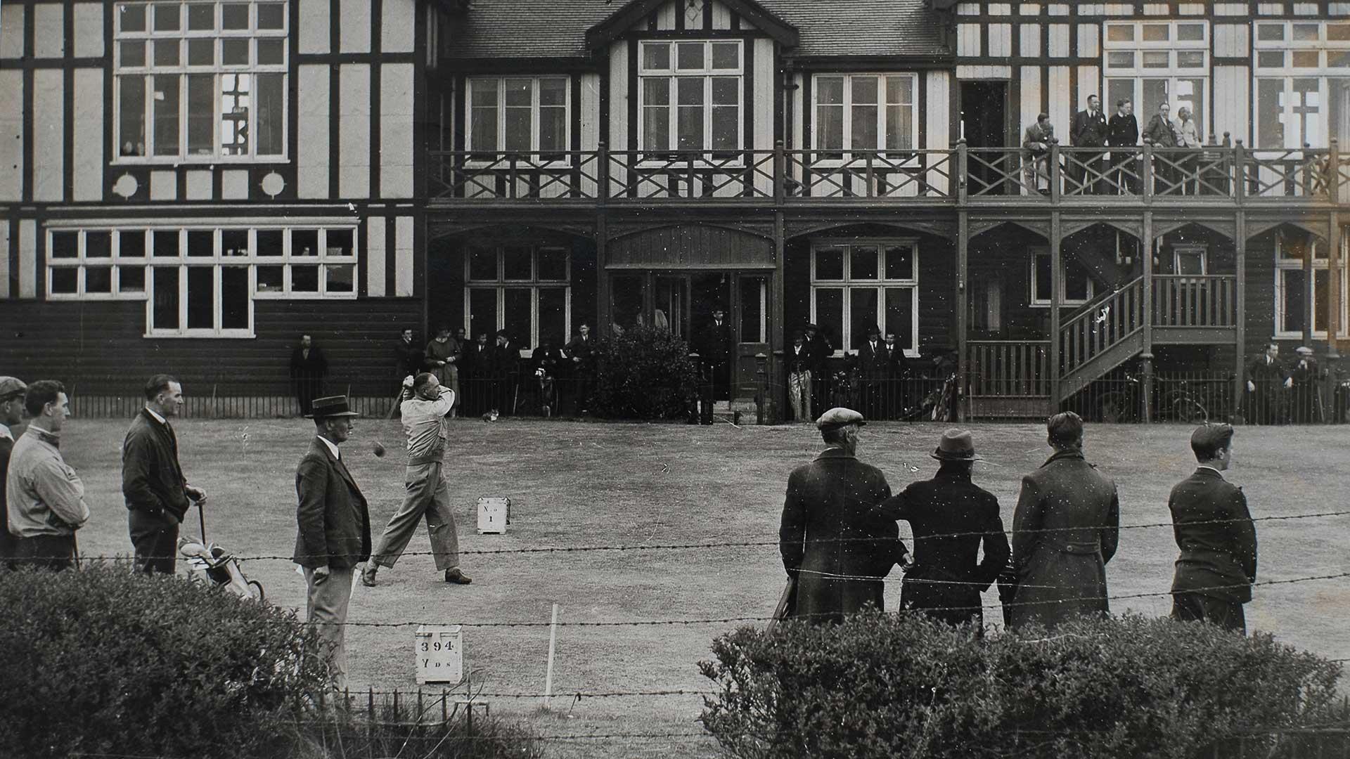 The History of the Royal Dublin Golf Club